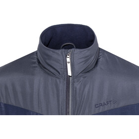 Craft Eaze Winter Jacket Men maritime/gravel